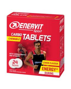 ENERVIT Sport Schew Carbo Tablets