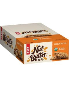 Nut Butter Filled Riegel Erdnussbutter Box