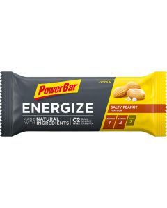 Energize Riegel made with natural ingredients