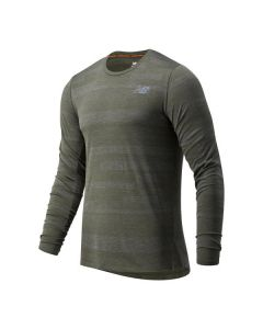 Q Speed Fuel Jacquard Long Sleeve