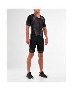 PerformFullZip Sleeved Trisuit