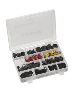Tackle Box Gummikappen, Straps etc., Y8 Parts